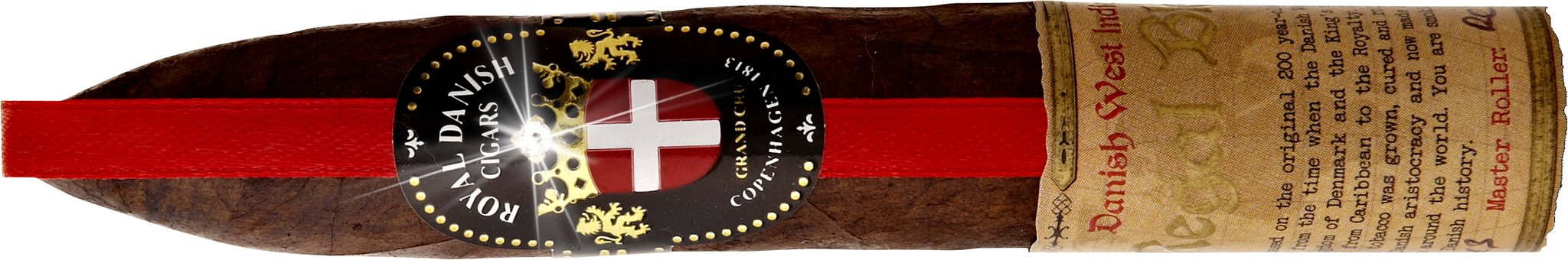 Royal Danish Cigars Regal Blend Danish West Indies Queens # 1