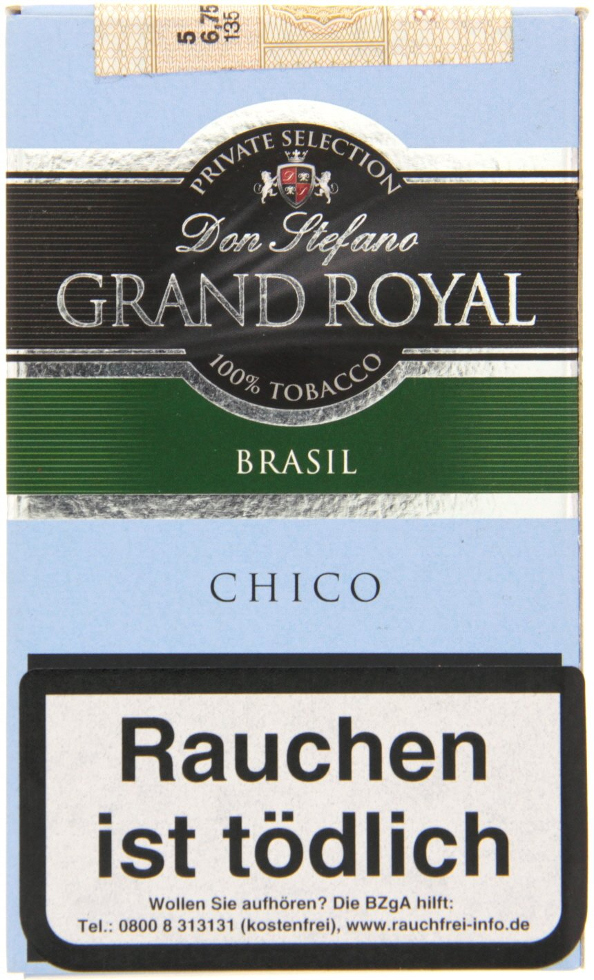 Don Stefano Grand Royal Chico Brasil