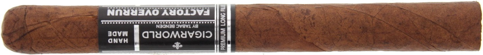 Factory Overrun by Cigarworld (Dominikanische Republik) Churchill (VCO-02-3)