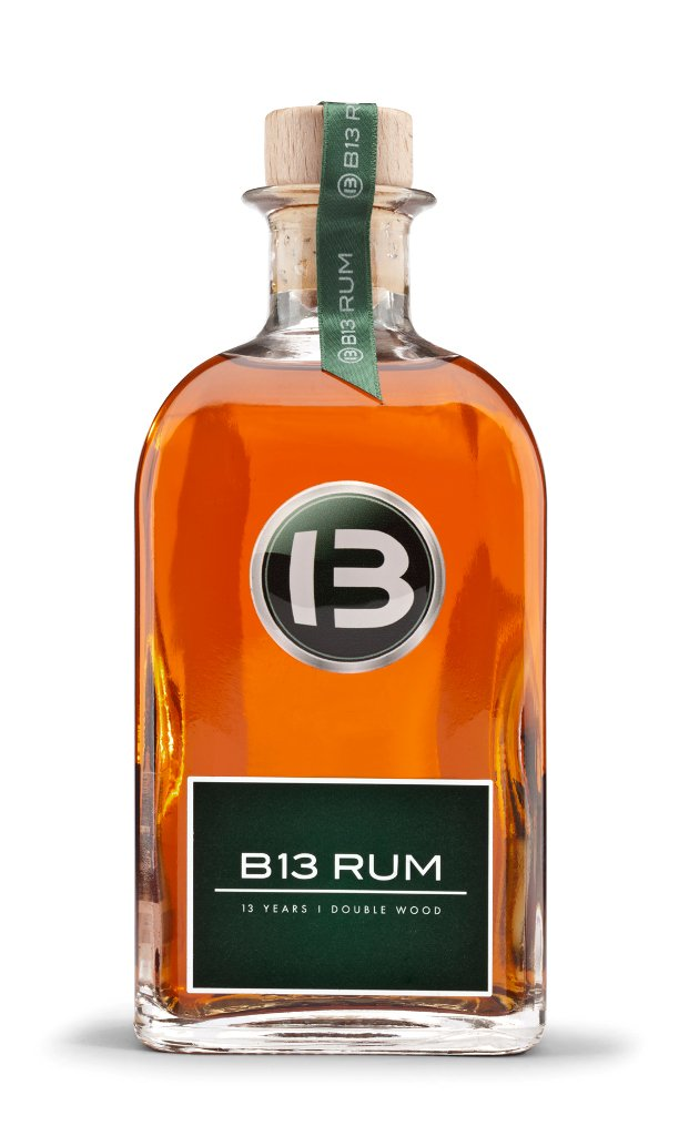 Bentley B13 Double Wood Rum - 50cl