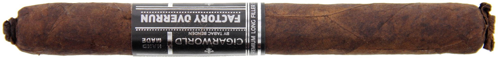 Kristoff Original Maduro Churchill (SECONDS mit FO-Ring)