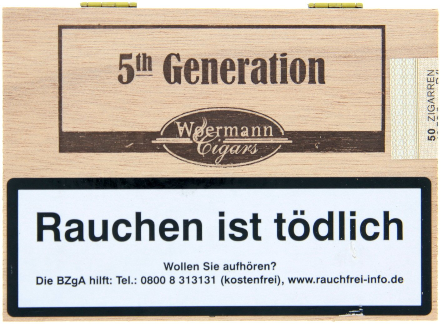 Woermann Cigars 5th Generation Aromatic