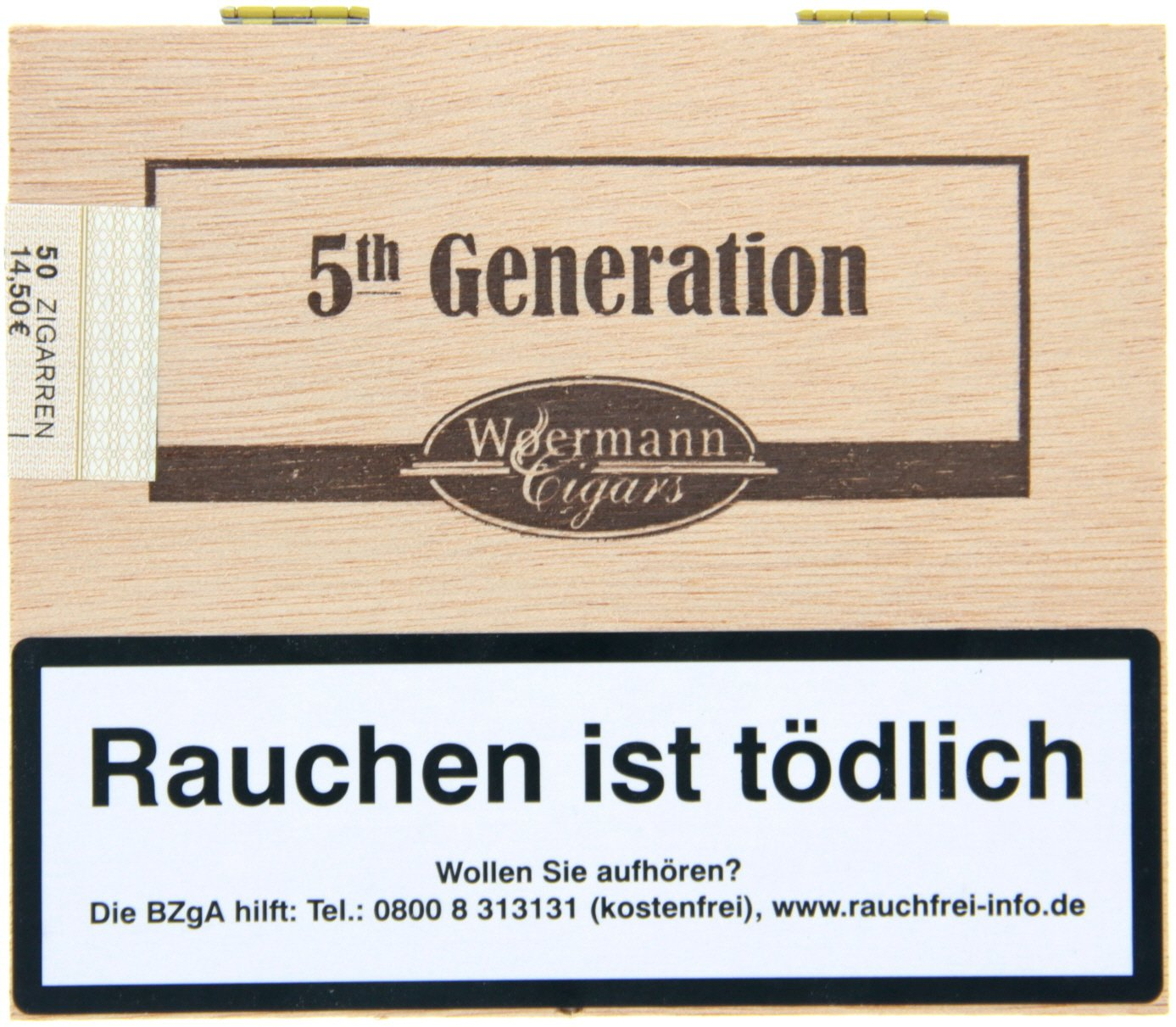 Woermann Cigars 5th Generation Aromatic Filter