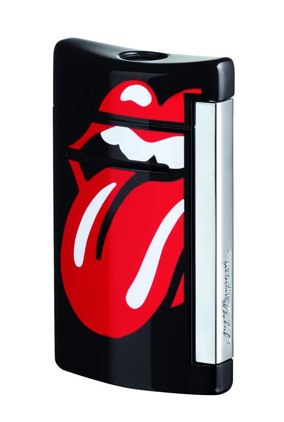 S.T. Dupont Rolling Stones Collection Black Minijet