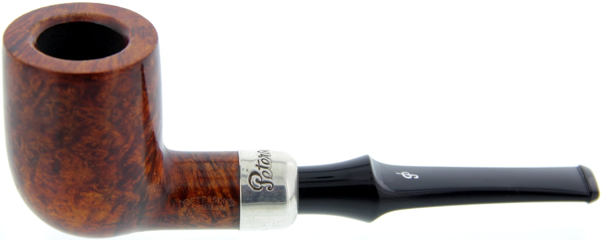 Peterson Pipe of the Year 2014 Smooth braun