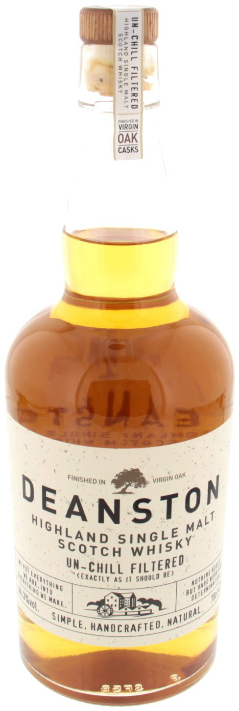 Deanston Single Malt Whisky Virgin Oak Casks (14928)
