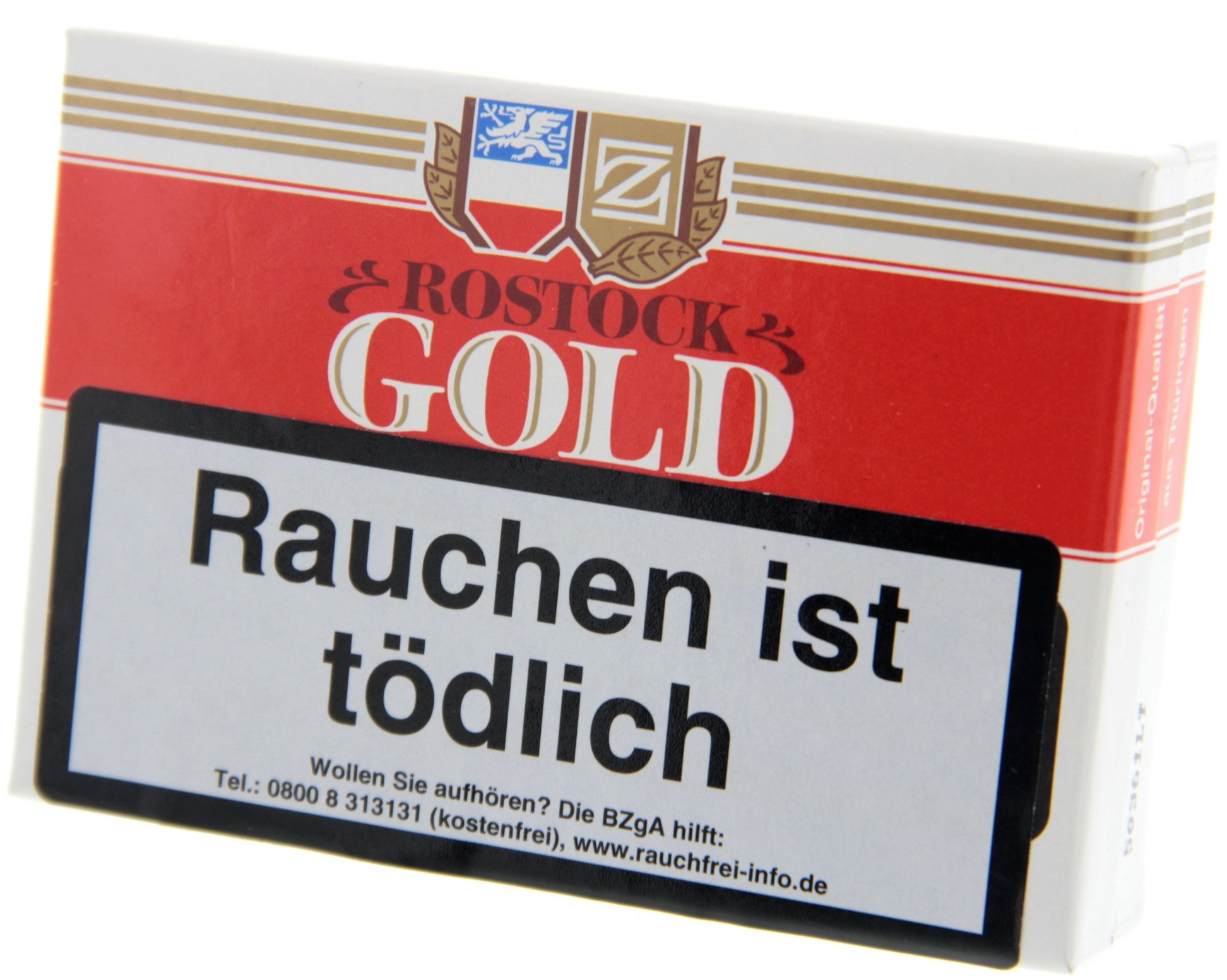 Dannemann Treffurt Collection Rostock Gold