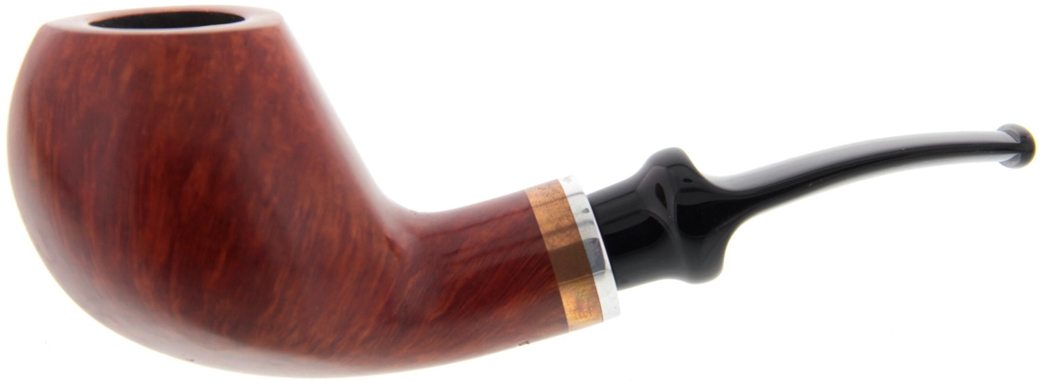 Stanwell Nordic (NOS - Made in Denmark) Viking brown (mit Kratzer - interne Nr 21)