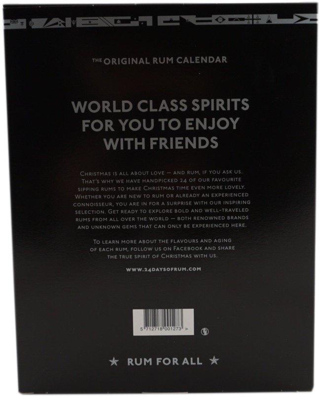 Adventskalender Rum 2019