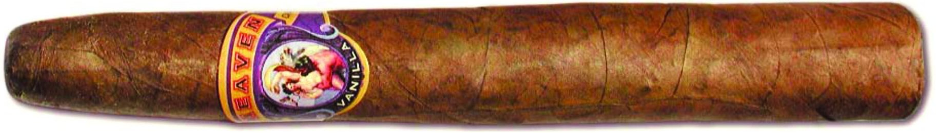 Heaven Flavoured Cigars Torpedo Raging Rum