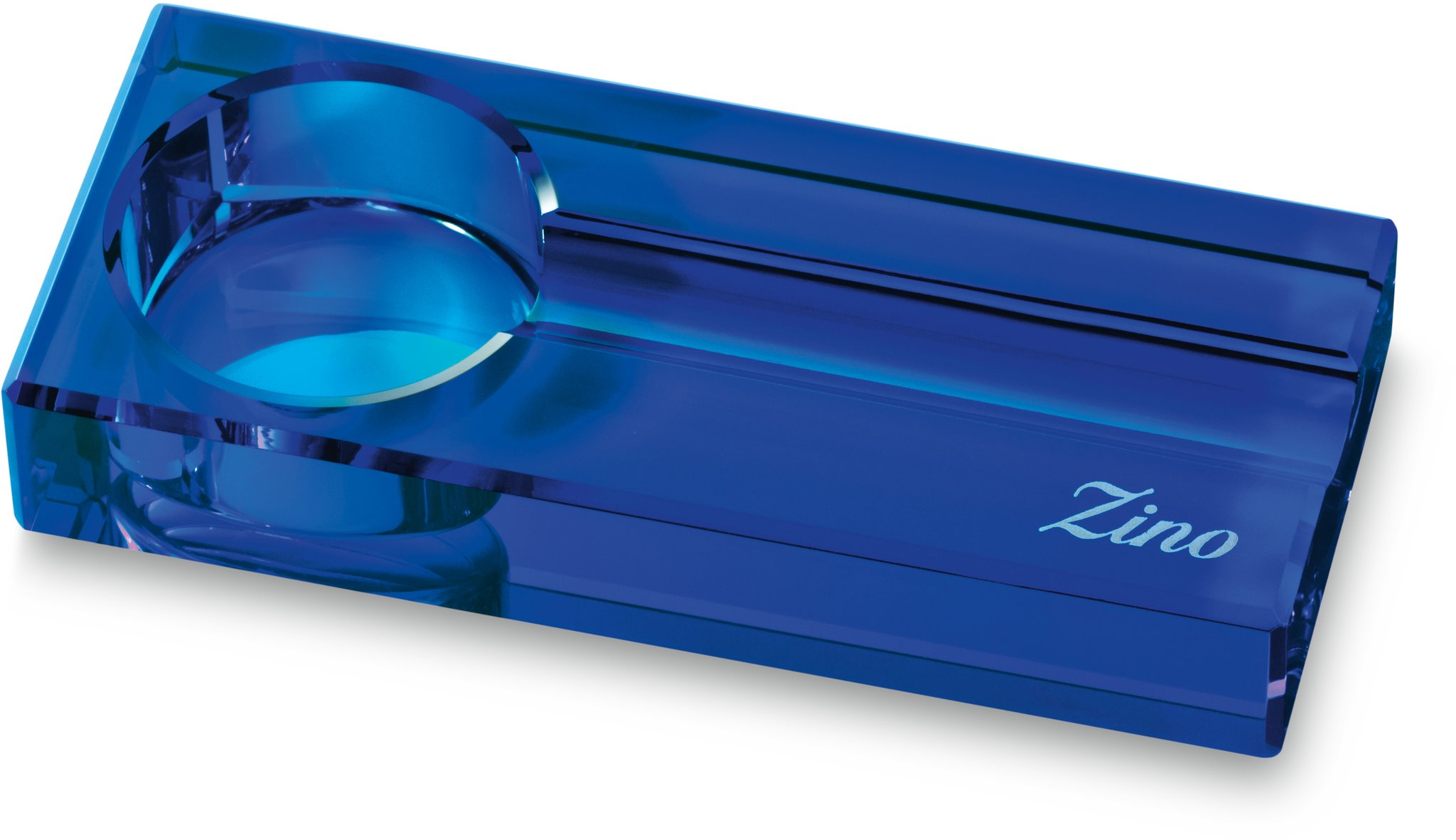 Zino Ascher transparent blau (52347)