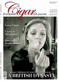 European Cigar Journal Ausgabe  04/2008