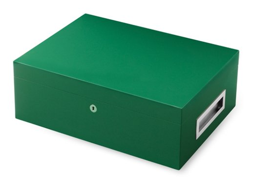 Villa Spa Humidor Green