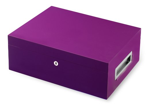 Villa Spa Humidor Purple