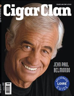 Cigar Clan Ausgabe 5/2010 (Jean-Paul Belmondo)