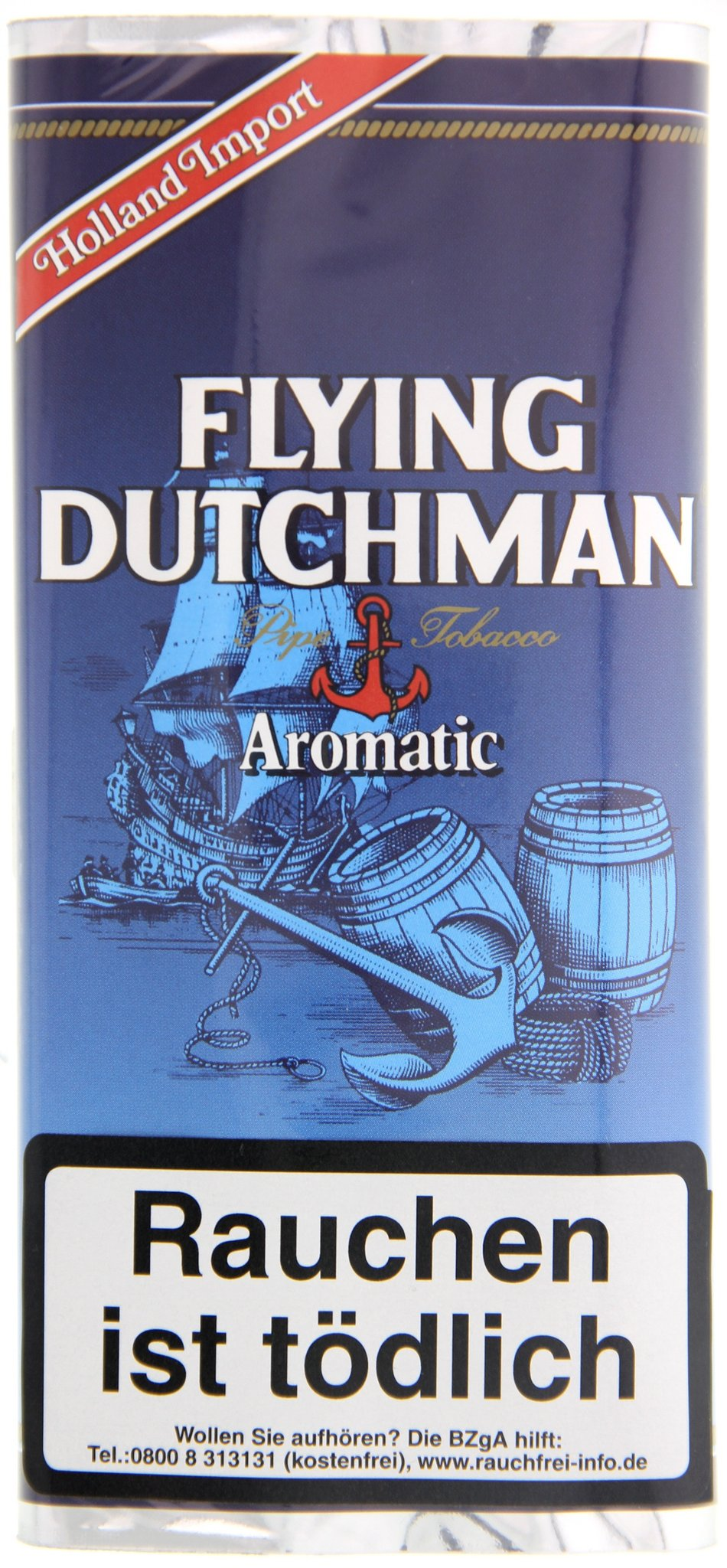 Flying Dutchman Aromatic 50g Pouch