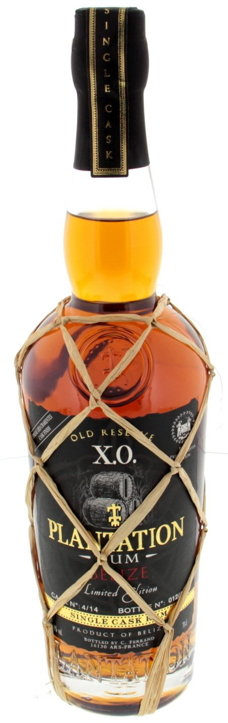 Plantation Rum Belize XO Old Reserve Limited Edition