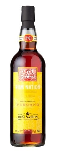 Rum Nation Peruano 8 0,7 Liter