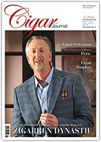 European Cigar Journal Ausgabe 03/2011 (Zigarrendynastie Torano)