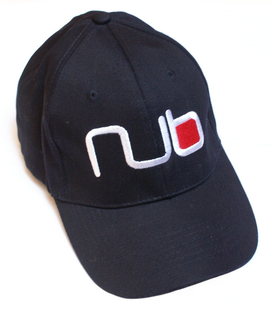 Nub Merchandise Baseball Cap Black