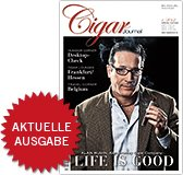 European Cigar Journal Ausgabe 01/2012 (Alan Rubin - Life is good)