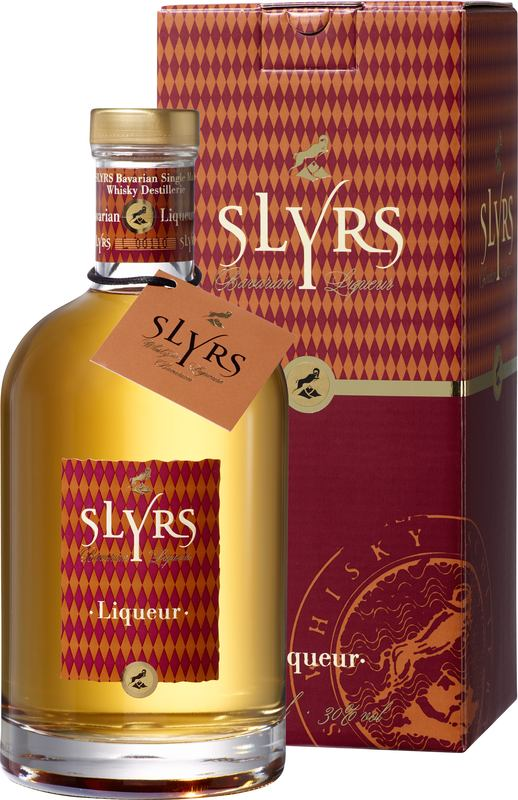 Slyrs Bavarian Single Malt Whisky Liqueur 30 % vol. 0,7l