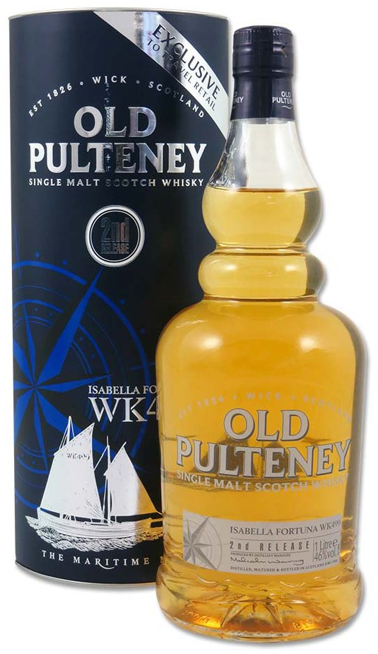 Old Pulteney Isabella Fort - 1 Liter (92960)