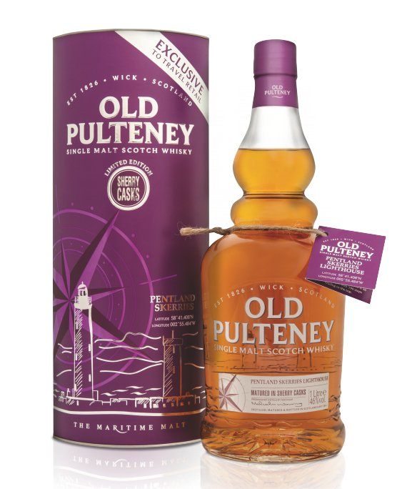Old Pulteney Pentland - 1 Liter