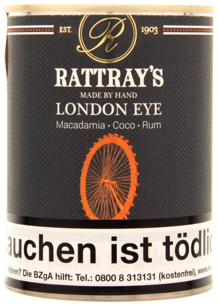 Rattray's Aromatic Line London Eye 100g Dose