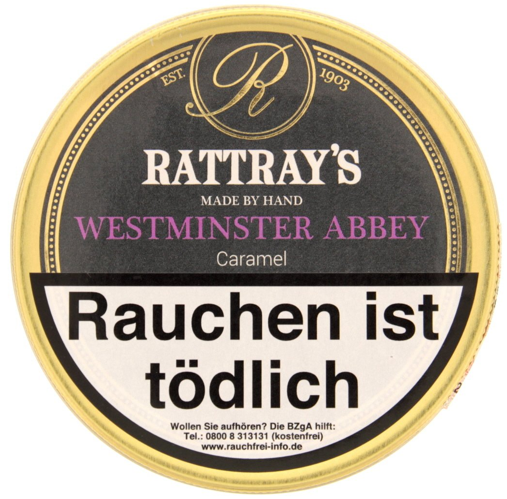 Rattray's Aromatic Line Westminster Abbey 50g Dose