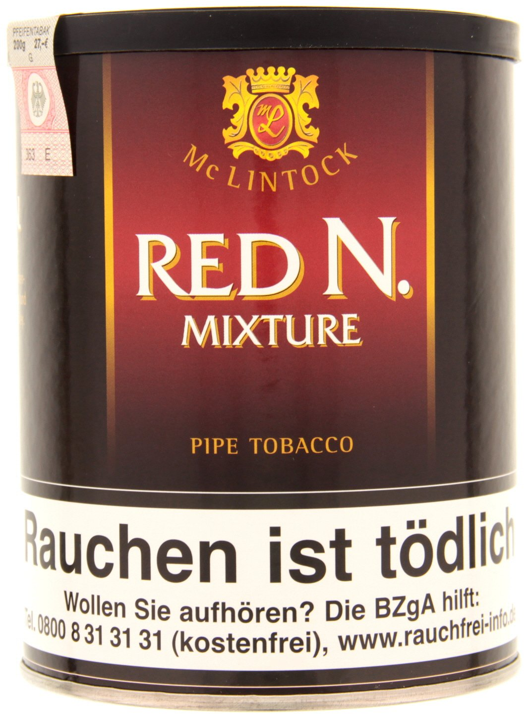 Mc Lintock Red N. (ehemals Rednut) 200g