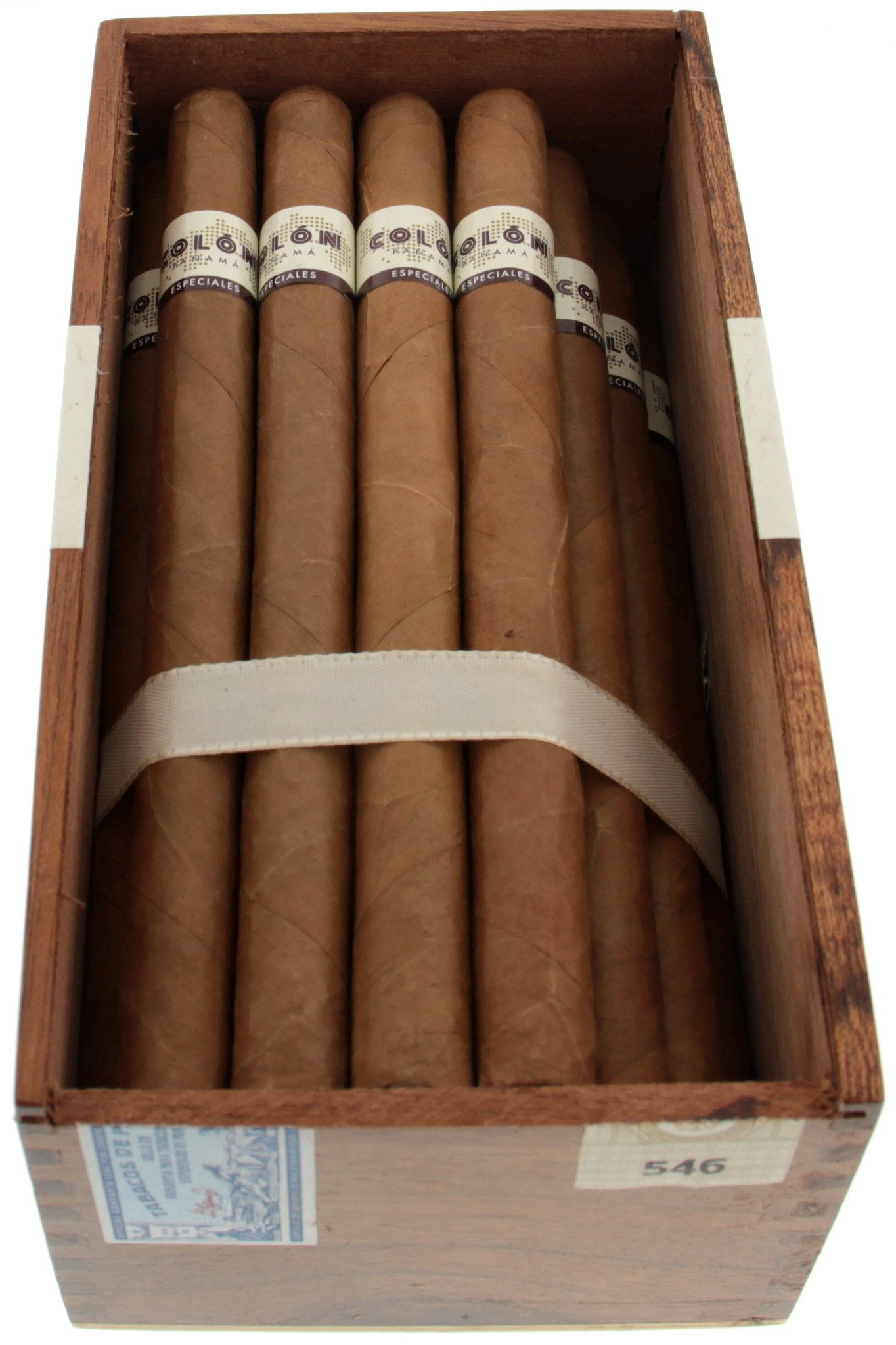 Colon Especiales No 5 V Cigarworldde Zigarren Panama