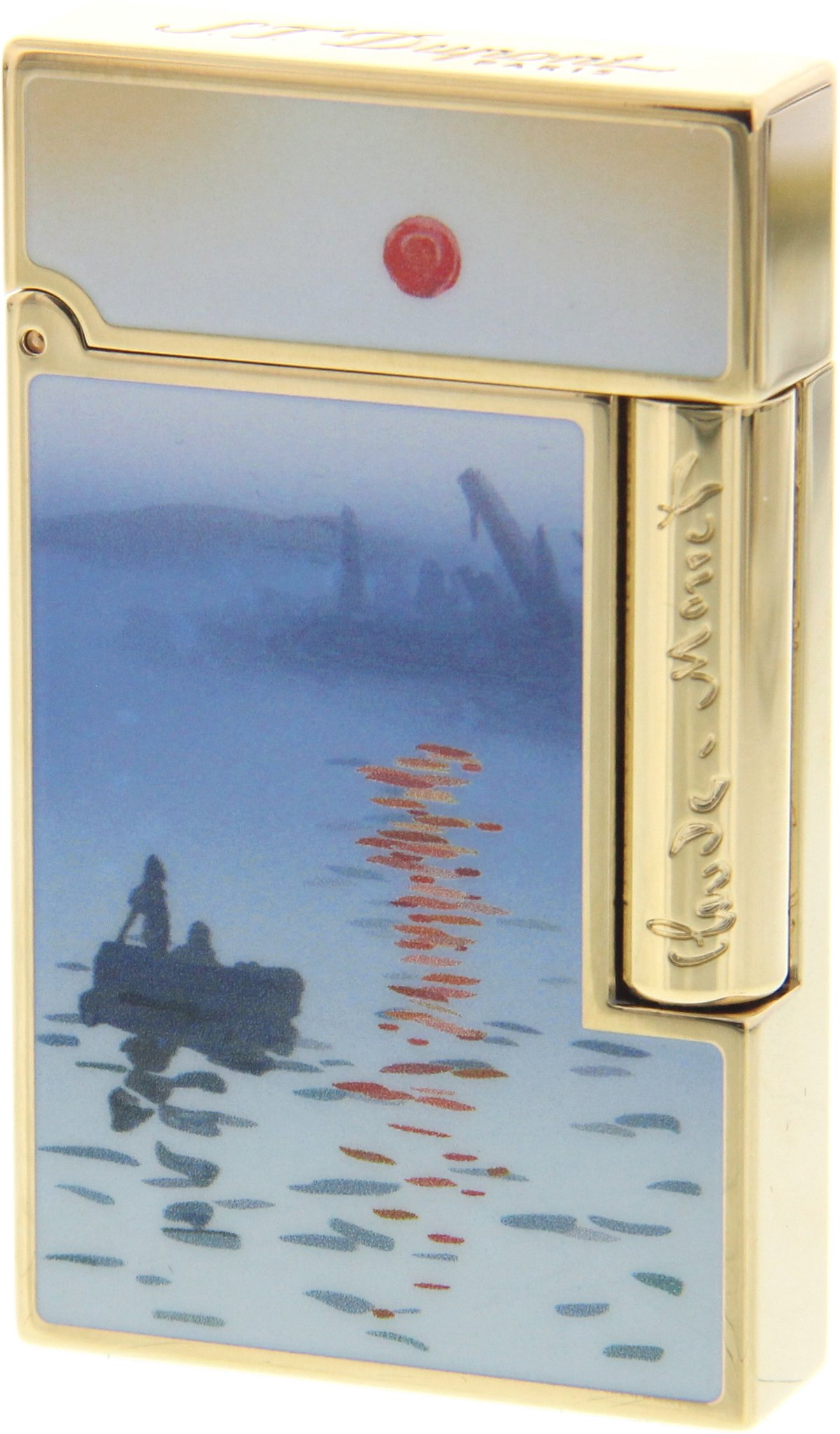 S.T. Dupont Ligne 2 Monet Limited Edition (016349) Vorderseite