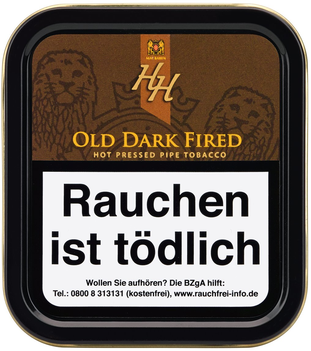Mac Baren HH Old Dark Fired 100g Dose