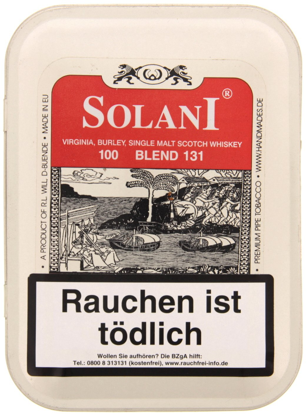 Solani Collection Rot - 131 (100g)