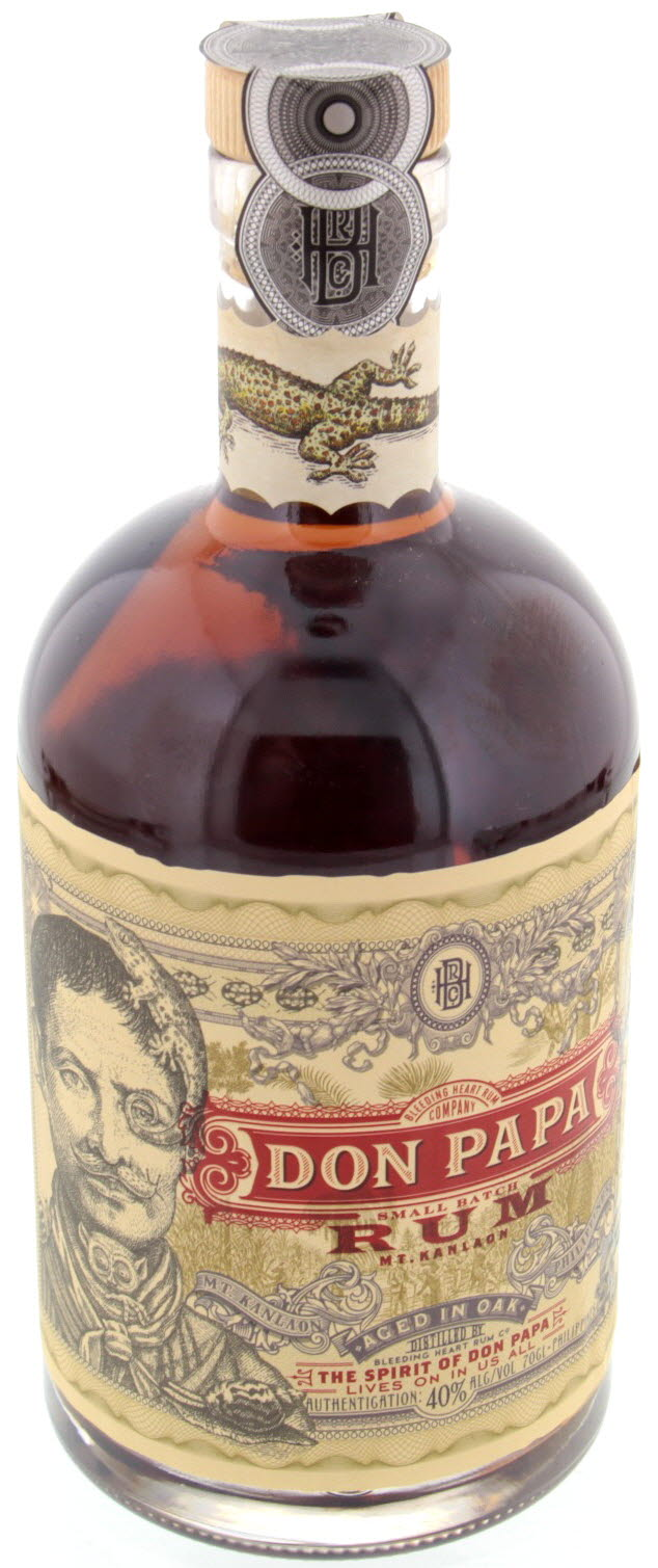 Botucal Don Papa Rum 70cl, 40%