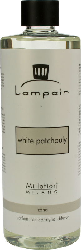 Millefiori Lampair Design Lampendüfte White Patchouly 500ml