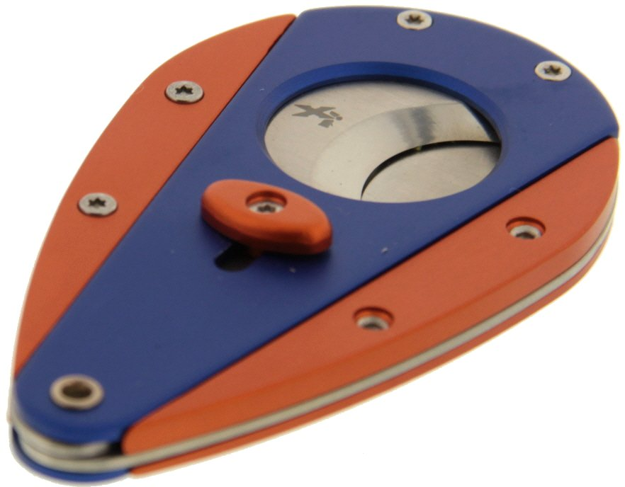 Xikar Cutter Xi1 Blue Orange (102BLOR)
