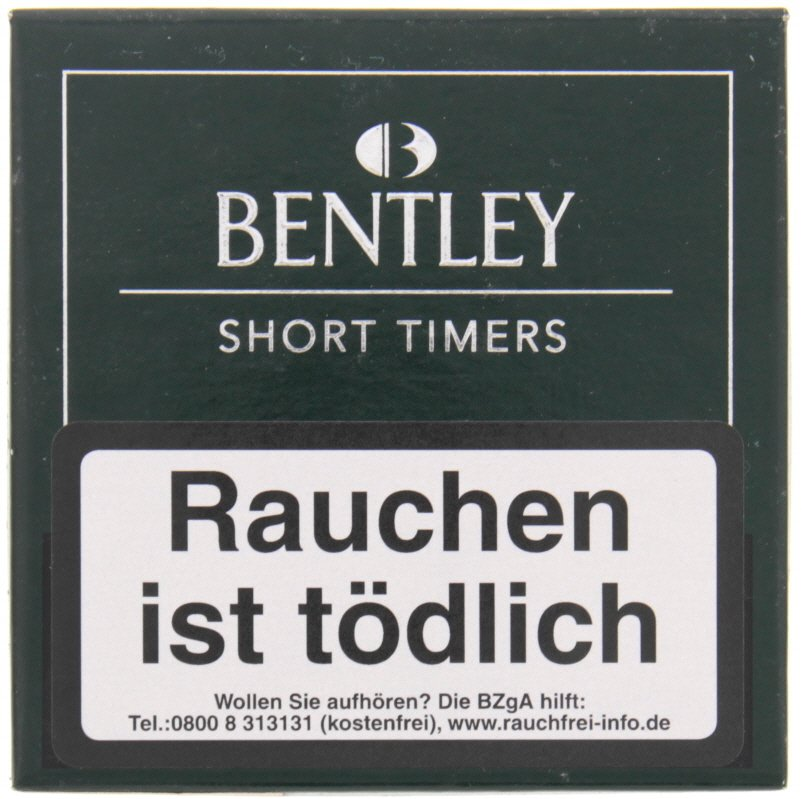 Bentley Cigarillos Short Timers (18er Packung)