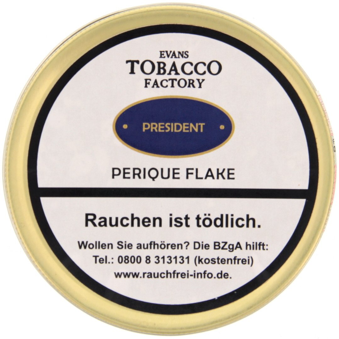 Tobacco Factory Special Blend President (ehemals President´s Pleasure) 100g (74521)