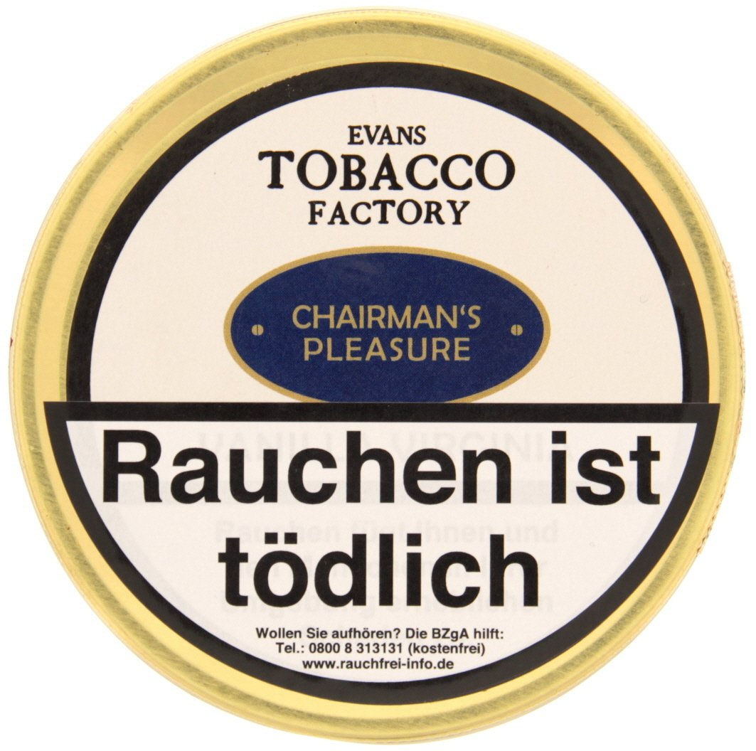 Tobacco Factory Special Blend Chairman´s Pleasure 50g (74381)