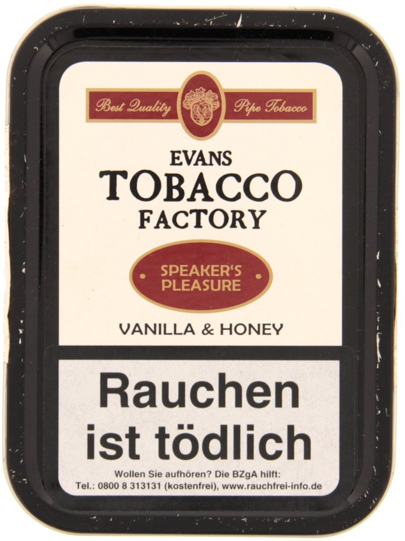 Tobacco Factory Danish Blend Speaker´s Pleasure 50g (74431)