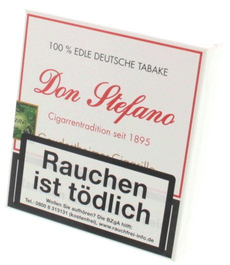 Don Stefano Geudertheimer Cigarillos 20er