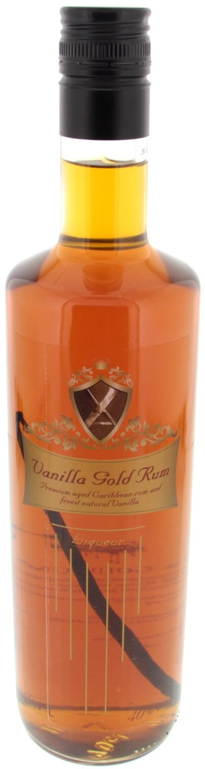 Don Stefano Belmont Estate Vanilla Gold Rum Liqueur