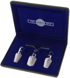 Dunhill The White Spot Reamer Set Professional (PA4130) offen