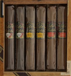 Don Pepin La Reloba Mexico 6er Sampler