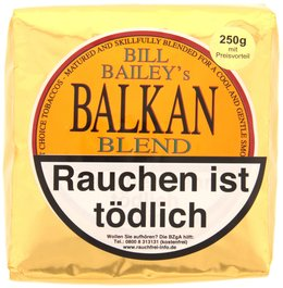Dan Tobacco Bill Bailey's Balkan Blend 250g Pouch (168610)
