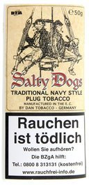 Dan Tobacco Salty Dogs 50g Pouch