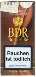 Brun del Ré Mini Cigars Chocolate