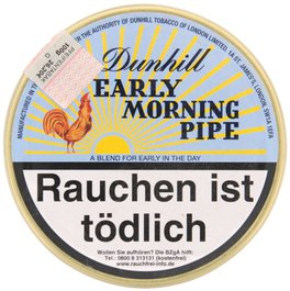 Dunhill Pfeifentabak Early Morning Pipe Dose 100g Dose
